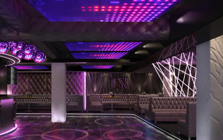 Фото дизайн диско клубов